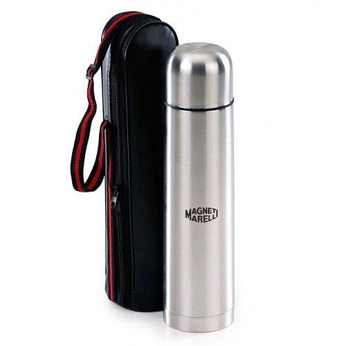 40b5bb898 Garrafa Térmica 1 Litro em Inox com Bolsa