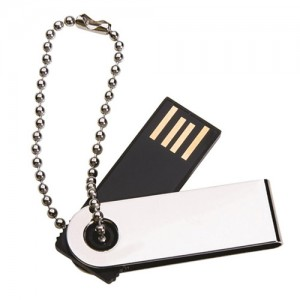 Mini Pen Drive 4 GB com Corrente