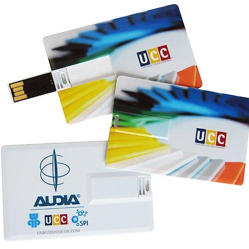 Pen Drive Formato Cartão Personalizado