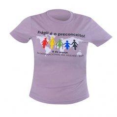 Camiseta Feminina Baby Look