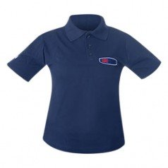 Camiseta Polo Feminina Baby Look