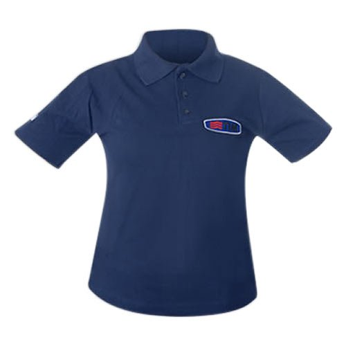 Camiseta Polo Feminina Baby Look